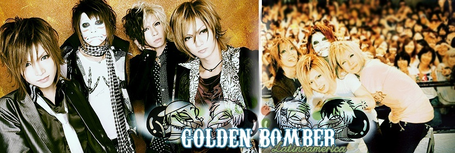 Golden Bomber Latinoamerica