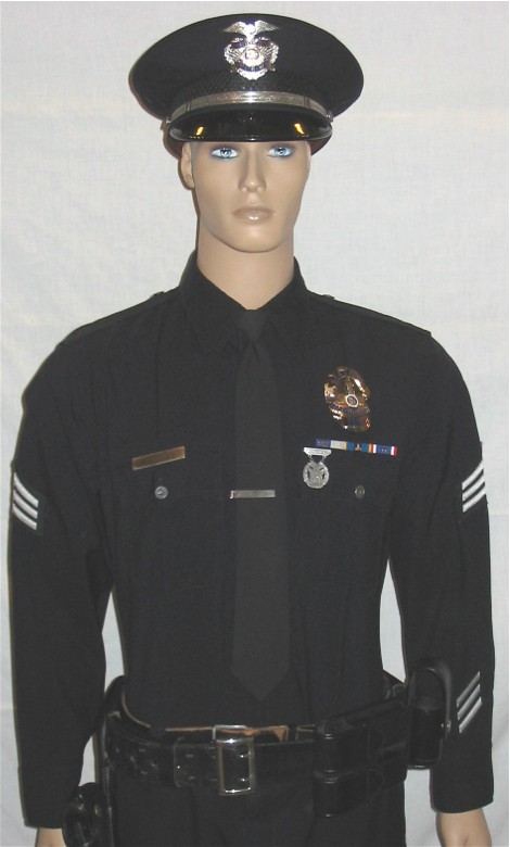 lapd detective uniform - photo #16