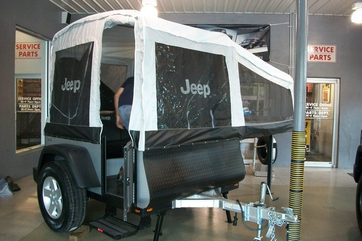 remorques jeep originales. Black Bedroom Furniture Sets. Home Design Ideas