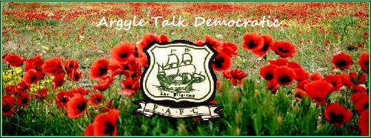 Argyle Talk Democratic