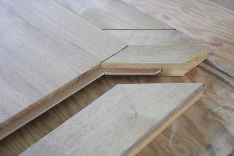 comment assembler des planches pour r aliser un panneau