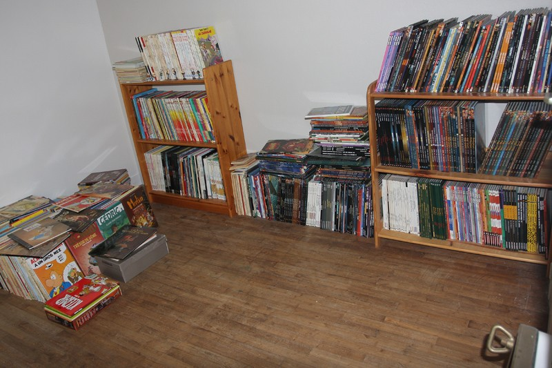 un mur biblioth que diomedea. Black Bedroom Furniture Sets. Home Design Ideas