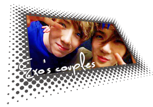 ● Exo's couples