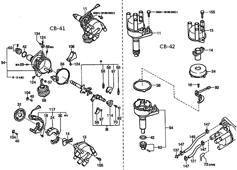 daihatsu mini truck parts diagram