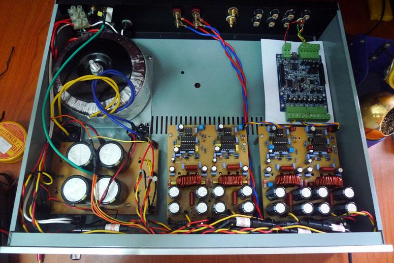 build a subwoofer amp