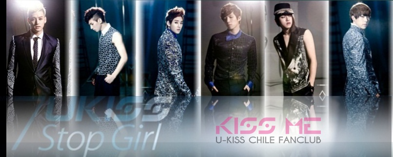U-KissMe Chile - 유키스 칠레