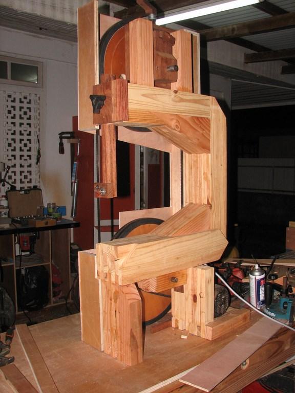 fabrication d'une Scieà ruban en bois Page 2 # Scie A Ruban Bois Professionnel