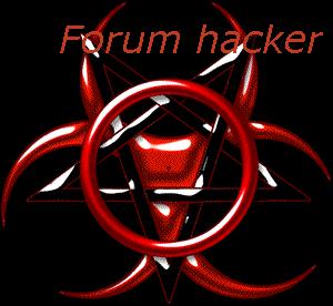 Forum hacker