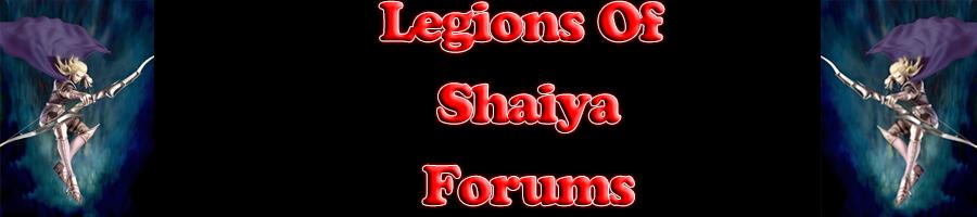 Legions Of Shaiya